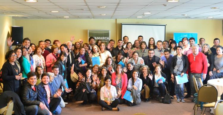 El equipo de trabajo del Foro de Turismo Gastronómico en Catamarca