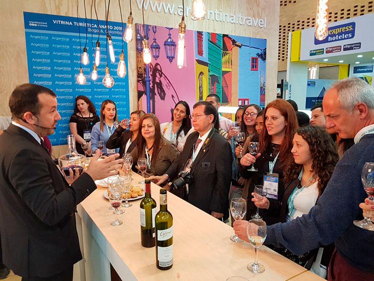 Degustación de vinos en Anato